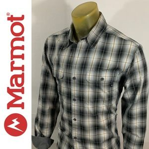 Marmot Wrinkle-Free Cotton Butter Down Shirt